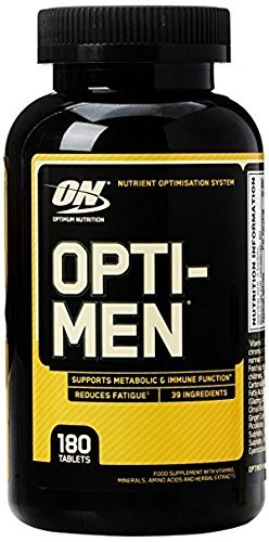 Optimum Nutrition Opti Men 180 Tabletten, 1er