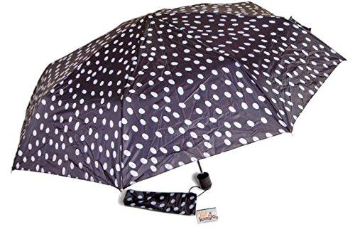 Paraguas. Parasol Infantil. Sombrilla Plegable de Viaje. Protección contra la Lluvia y el Viento. Infantil y Divertido. Juvenil y a la Moda.