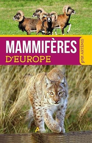 MAMMIFERES D'EUROPE