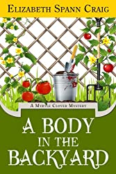 A Body in the Backyard (Myrtle Clover Mysteries Book 4) (English Edition)