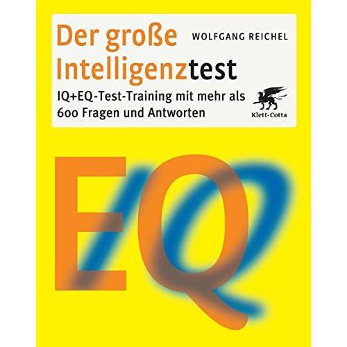PDF] Der große Intelligenztest: IQ + EQ Test Training mit mehr als