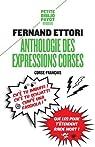 Anthologie des expressions corses par Ettori
