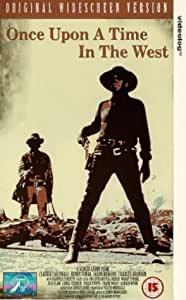 Once Upon A Time In The West [VHS] [1969]