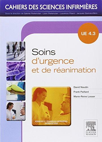 Soins d'urgence et de ranimation: Unit d'enseignement 4.3