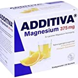 Additiva Magnesium 375 mg Granulat Orange 20 stk