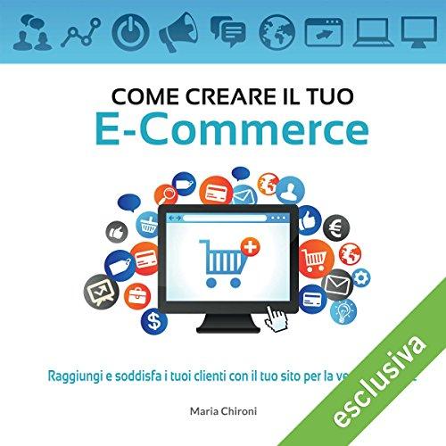 Come creare il tuo E-Commerce  Audiolibri