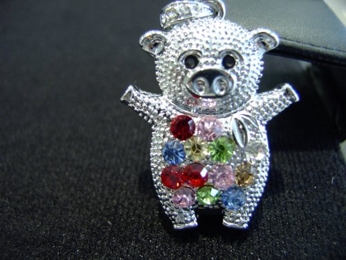 Penna chiavetta diamond pig usb pendrive 4gb maialino