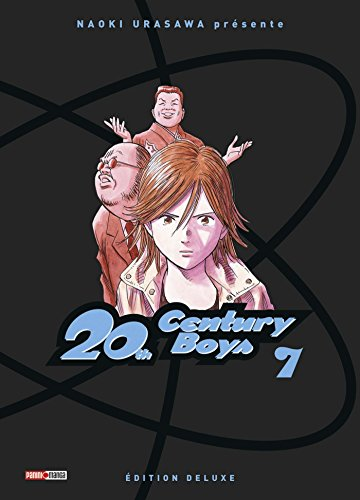 20th Century Boys Edition Deluxe Tome 7