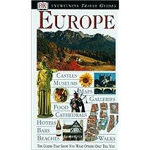 Europe (EYEWITNESS TRAVEL GUIDE)