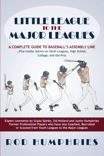 Little League to the Major Leagues: A Complete Guide to Baseball's Assembly Line . . . Plus Insider Advice on Youth Leagues, High School, College, and the Pros - Ball Rod Assembly