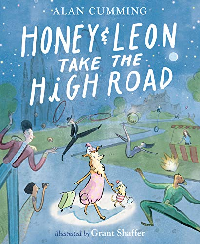 Honey & Leon Take the High Road (English Edition)