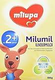 milumil Kindermilch ab 2 Jahren, 5er Pack (5 x 550 g)
