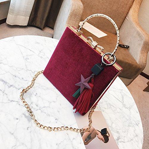 Einzelne Umhängetasche Handtasche Neuen Sommer - Mode - Kette In Ganz Europa Auf Farbe Mini - Tasche des