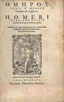 ILÍADA (Spanish Edition)
