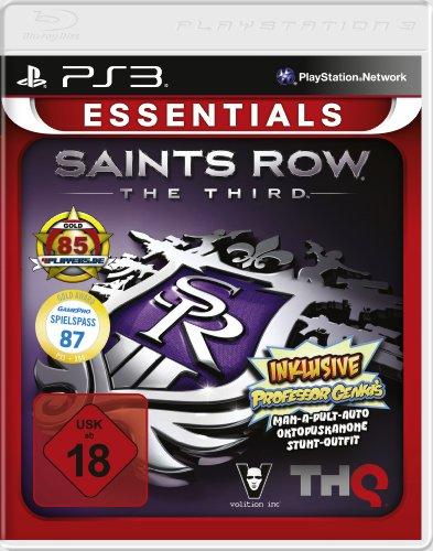 Saints Row - The Third [Software Pyramide] - [PlayStation 3] (Saint-software)