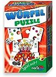 Noris Spiele 606094220 - Würfel Puzzle, Reise- und Mitbringspiel