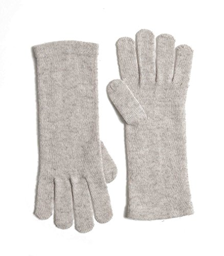 WoolOvers Gants - Femme - Pur Cachemire Dove Grey