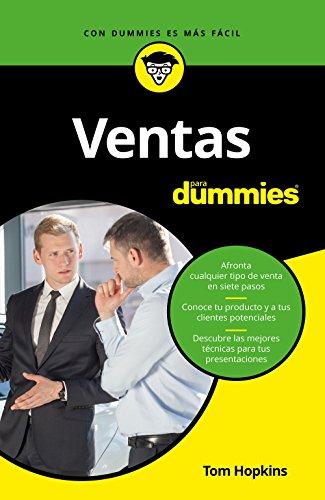 Ventas para Dummies (.) por Tom Hopkins