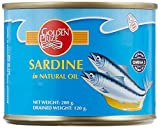 #7: Golden Prize Canned Sardine in Natural Oil, 200g