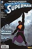DC Comics BATMAN Heft-Reihe # 38: Wer ist der wahre SUPERMAN? -