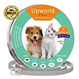 Best Flea And Tick Control Cats - Upworld Flea and Tick Collar for Dogs 8-Month Review