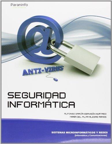 Seguridad informática por MARIA DEL PILAR ALEGRE RAMOS