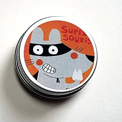 Boîte à dent, Super Souris, cadeau pour les enfants