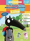 Telecharger Livres Cahier de vacances du Loup Je rentre en moyenne section edition 2018 (PDF,EPUB,MOBI) gratuits en Francaise