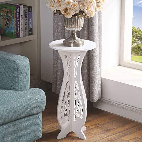 White Small Coffee Table Desk Wh...