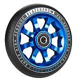 Blazer Pro Octane 110mm Scooter Wheel w/ABEC 9 Bearings - Blue