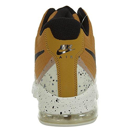 Nike Air Max Invigor Mid, Sneaker Uomo Impermeabile Giallo (blé / Noir / Os Léger)