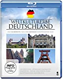 Weltkulturerbe Deutschland - Das schönste, was der Mensch hinterlassen hat. [Blu-ray]