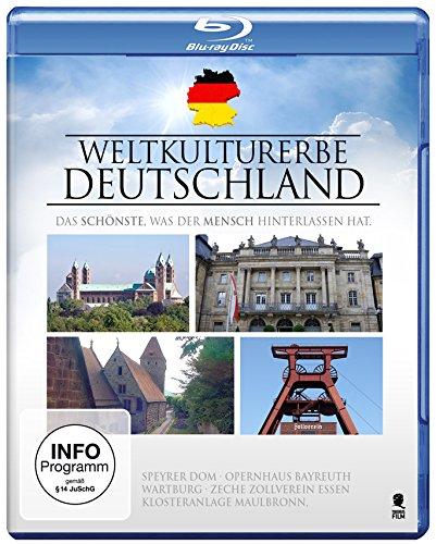 Weltkulturerbe Deutschland - Das schönste, was der Mensch hinterlassen hat. [Blu-ray] -