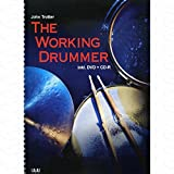 The working drummer - arrangiert für Schlagzeug - mit CD - mit DVD [Noten/Sheetmusic] Komponist : Trotter John