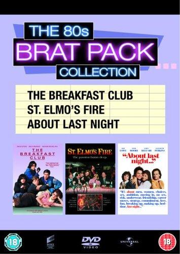 The Breakfast Club / St Elmos Fire / About Last Night [DVD]