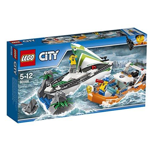 LEGO City 60168 - Segelboot in Not (Lego City Coast Guard)