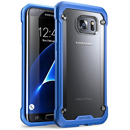 Galaxy-S7-Edge-Case-SUPCASE-Unicorn-Beetle-Series-Premium-Hybrid-Protective-Case-for-Samsung-Galaxy-S7-Edge-2016-Release-Retail-Package-FrostBlue