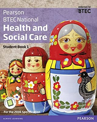 BTEC Nationals Health and Social Care Student Book 1 + ActiveBook