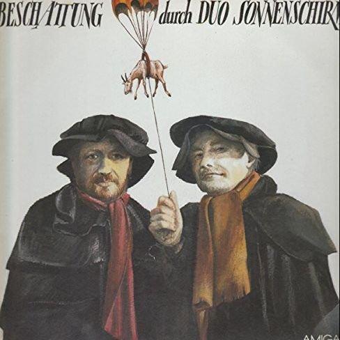 Beschattung durch Duo Sonnenschirm - 11 brachialromantische Gesänge [Vinyl LP record]...