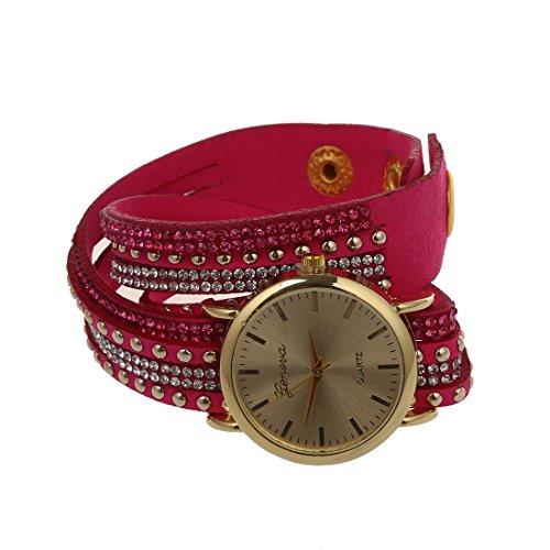 reloj-geneva-lux-reloj-de-cuarzo-circulo-de-pulsera-con-cristales-y-remaches-rose-redc