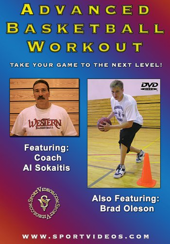 Advanced High School Basketball - Workout [DVD]