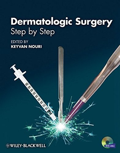 Dermatologic Surgery: Step by Step (2012-12-26)