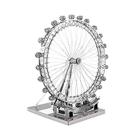 Metal Earth London Eye Model