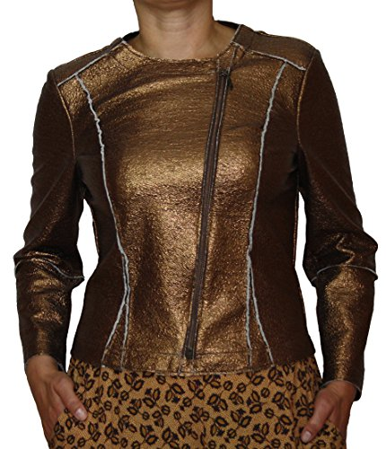 Save the Queen -  Giacca sportiva  - Basic - Maniche lunghe  - Donna Gold