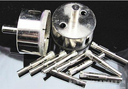 Diamant Bohrer Set 12pcs, industrieller Supply Bohrer Bit-Set Glas Loch Öffnung Bohrer Set Buddhismus Perlen Befestigung Bohrer