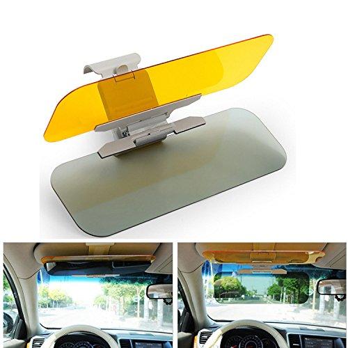 Preisvergleich Produktbild Auto Sonnenschutz Visier Verlängerung, Skyworld Auto Blendschutz fahren HD Visier, Tag und Nacht Vision Eye Displayschutzfolie Blendfreie UV zudem blendfrei. Windschutzscheibe Extender