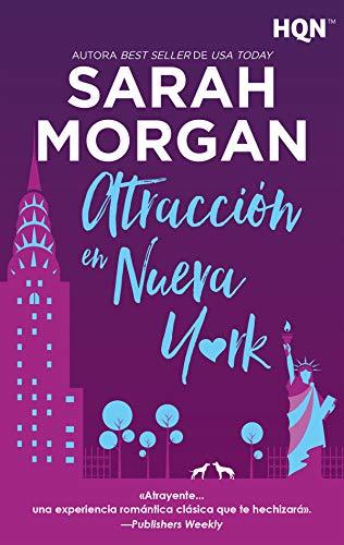 Atracción en nueva york (HQN) de [Morgan, Sarah]