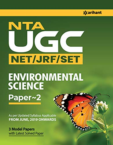 NTA UGC Net Environmental Science 2019
