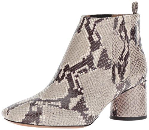 Marc Jacobs Damen Rocket Chelsea Boot Stiefelette, Ivory/Multi, 40.5 EU