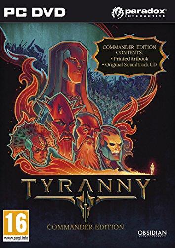Tyranny Commander Edition (PC DVD)